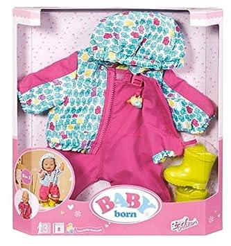 Zapf BABY born® Deluxe Starter Set Kleidung & Accessoires