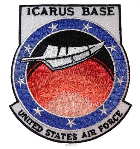 Stargate Universe ICARUS BASE 4 1/4