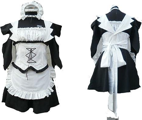 Maid Sama Ayuzawa Misaki Cosplay Costume Women Girls Halloween Suit Outfit