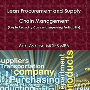 Lean Procurement and Supply Chain Management Hörbuch