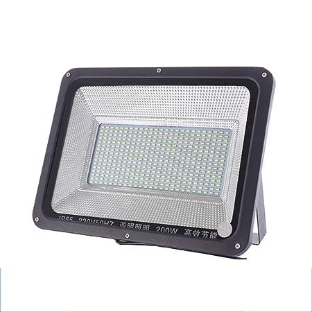 H-XH Foco Proyector LED, 50w/100w/150w/200w/300w/400w ...