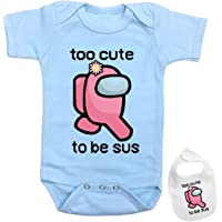 WAYEEKU Im The Best Thing to Come Out of 2020 Infant Bodysuits Funny Cute Baby Boys Girls Shirts