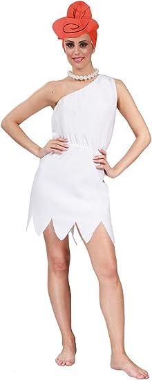 Guirca - Disfraz adulto de troglodita (80559): Amazon.es: Juguetes ...