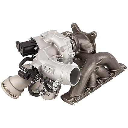 Amazon.com: New Turbo Turbocharger For Audi A3 Q3 VW Tiguan Jetta Passat CC GTI Eos CCTA - BuyAutoParts 40-30555AN New: Automotive