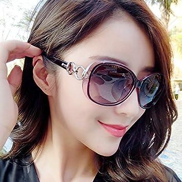 LLZTYJ Gafas De Sol/Gafas De Sol Para Mujer Gran Marco ...