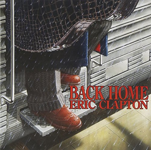 Eric Clapton: Back Home (Audio CD)