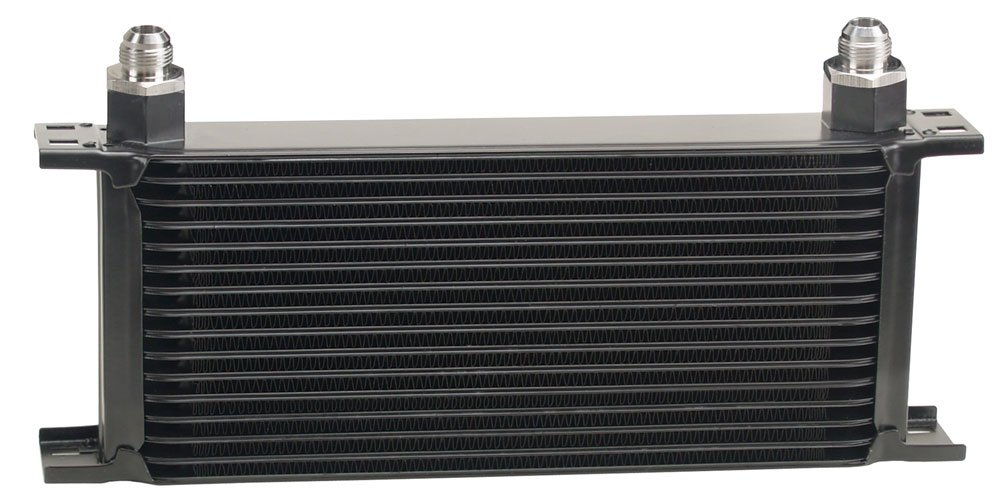 Derale 51608 16 Row Core Stacked Plate Cooler Kit