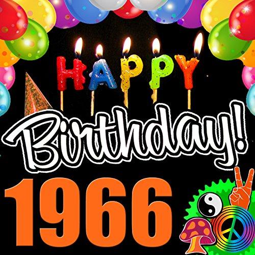 Happy Birthday 1966