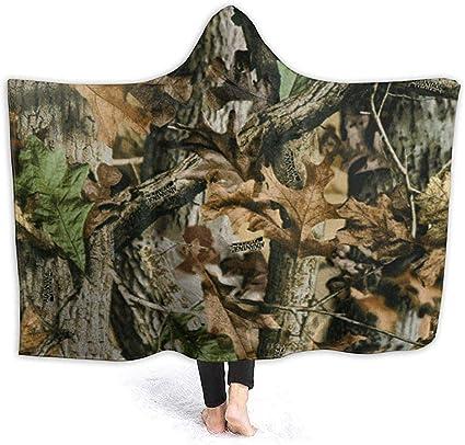 Kl Decor Unisex Blankets Free Realtree Camo Hooded Blanket Ultra Soft Throw Blanket For Adult Children Rest 102x127cm Amazon Co Uk Kitchen Home