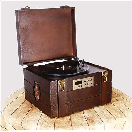 Caja de municiones de gramófono LP Reproductor de Discos de ...