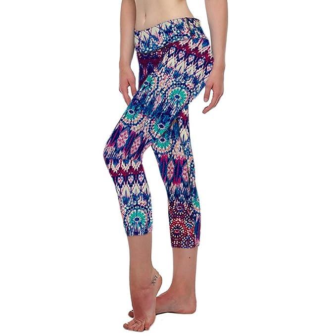 wyxhkj Pantalones Yoga, Mujeres Pantalones Leggings ...