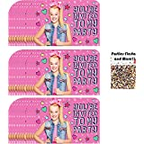 Combined Brands Jojo Siwa Party Supplies Invitations...