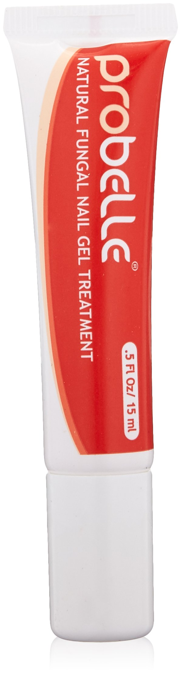 "Probelle ""Extra Strength"" Natural Fungal Nail Gel Treatment, Anti Fungus Nail Treatment, Restores Toenail Fungus, Clear, .5 oz/ 15mL (Patented Formula) (3 Pack)"