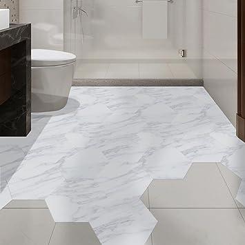 cocal self adhesive tile art floor wall decal sticker diy kitchen bathroom hotel decoration decor vinyl