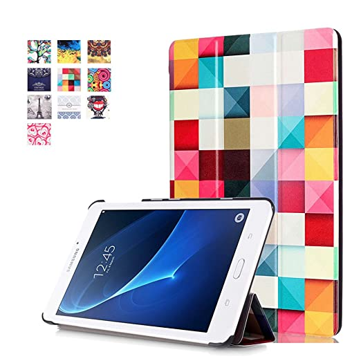 3 opinioni per Custodia per Samsung Galaxy Tab A 7.0- Protezione Copertura Smart Cover Case in