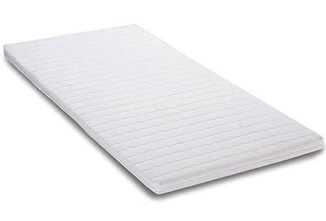 Soft Nights Schaumstoffe – Cubrecolchón colchones cubrecama Cojines Todos los tamaños, 100% poliéster,