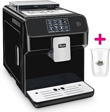Cafetera Café (One Touch ✓ bonitas ✓ King de Star Black ✓ Pantalla Táctil ✓ Dual