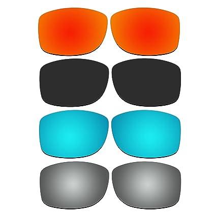 Amazon.com: 4 par de lentes polarizadas de repuesto para ...