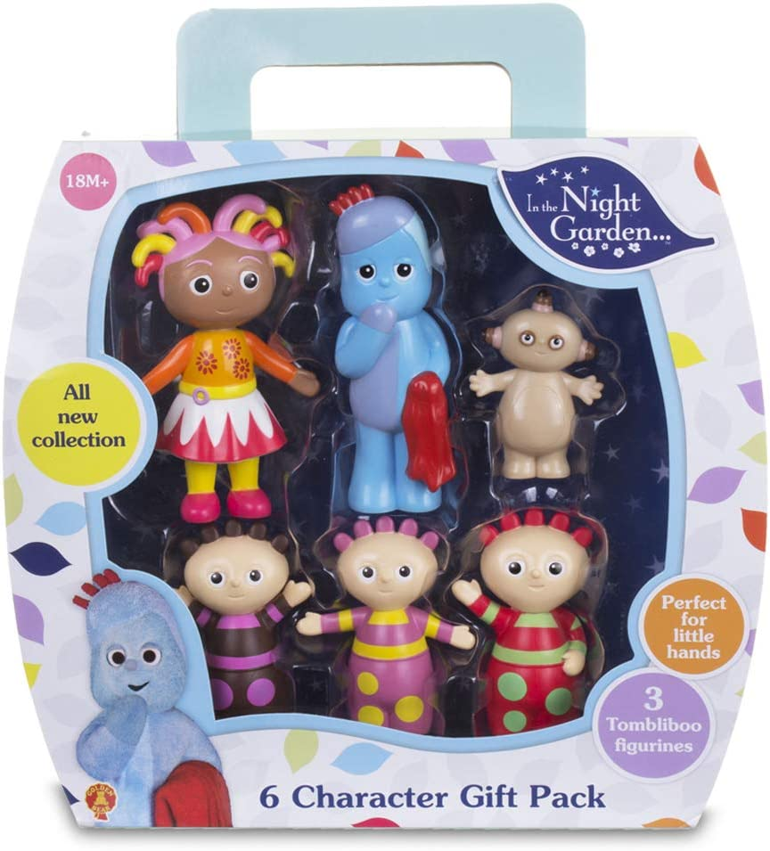 In the Night Garden 6 Figurine Character Gift Pack