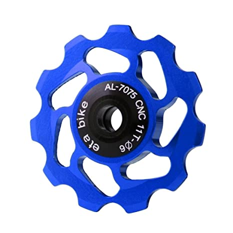 hunpta 11T MTB Ceramic Bearing Jockey Polea De Rueda para bicicleta de carretera bicicleta cambio trasero