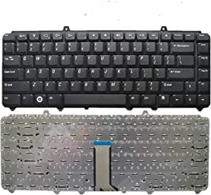 Laptop Keyboard for DELL Inspiron 1501 1520 1521 1525 1526 1535 1545 1546 US United States Edition Colour Black 0KR766