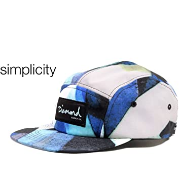 Diamond Supply Co. 5-Panel Cap Simplicity  Amazon.de  Sport   Freizeit 70ff685c3e