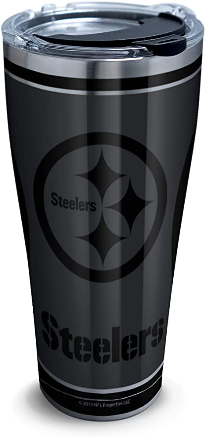 Amazon Com Tervis 1332535 Nfl 100 Pittsburgh Steelers