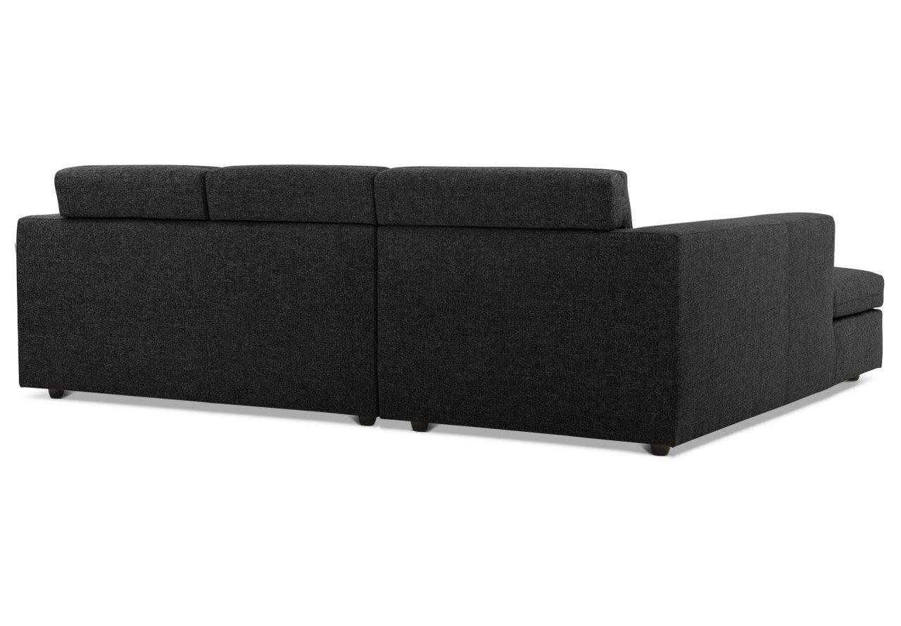 Entzückend Sofa Mit Verstellbarer Rückenlehne Ideen Von Avandeo - Largo R - Stoff -