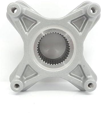 Honda TRX 400EX trasera freno de disco rotor para brida ...