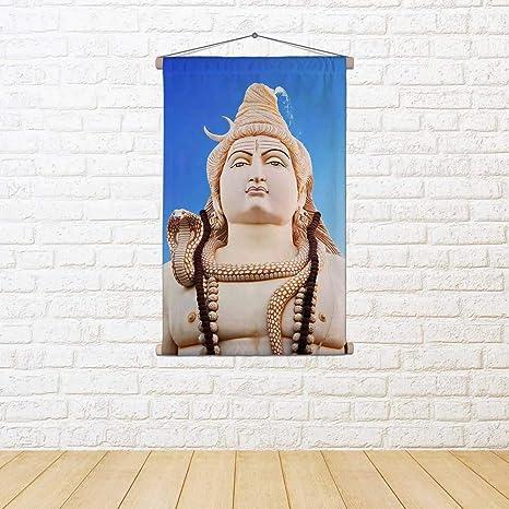 Buy Artzfolio Lord Shiva In Bangalore India D2 Satin