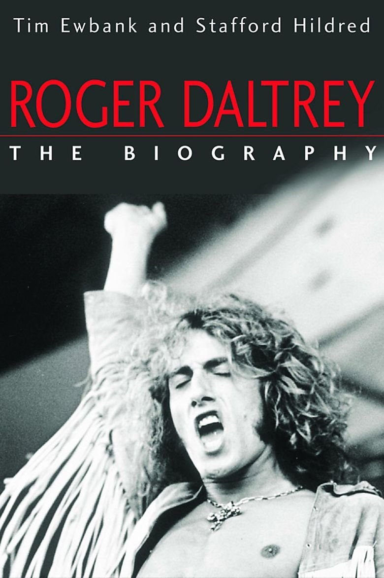 Read Online Roger Daltrey: The Biography pdf