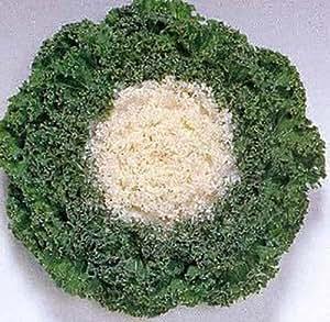 Flowering Kale Chidori White Annual Seeds