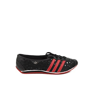 more photos 36654 9714b Womans Sneakers Adidas 661276 Country Sleek W Black 38