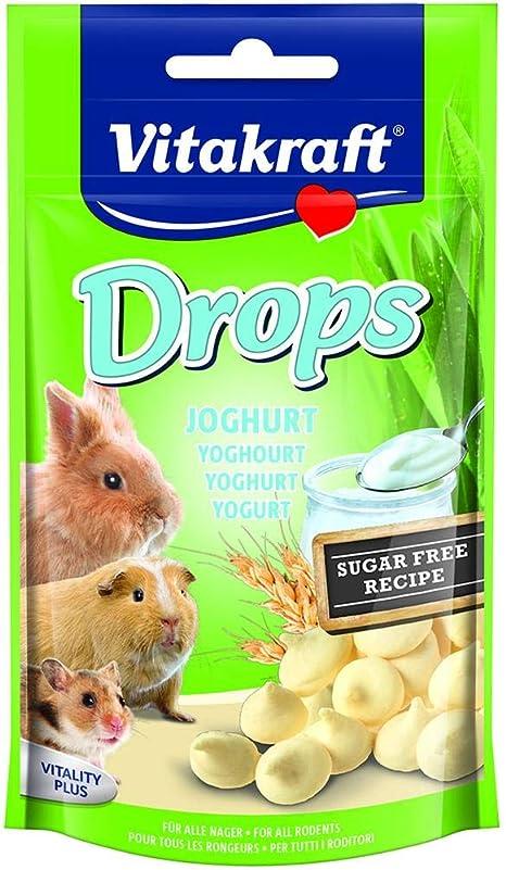 Vitakraft drops snacks para roedores