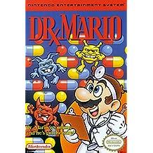 Dr Mario Super Nintendo NES Game Series Box Art Yoshi Luigi Princess Print Poster - 12x18