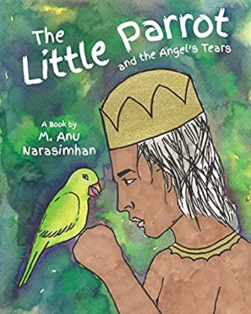 The Little Parrot and the Angel's Tears