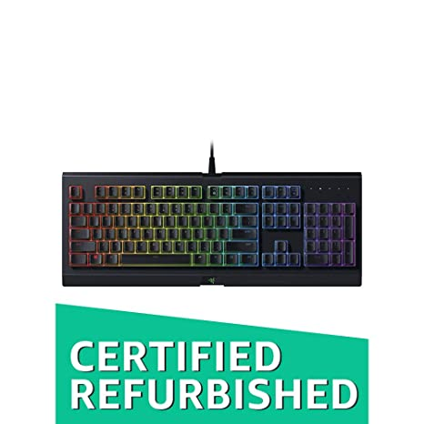 Razer Cynosa Chroma Membrane Gaming Keyboard: Amazon in: Electronics