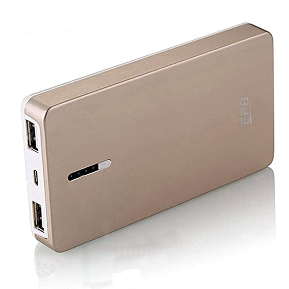 325997713 Image Unavailable. Image not available for. Color  EPB 8000mAh External  Battery Power Bank Portable Charger ...