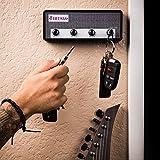Friedman Jack Rack Guitar Amp Key Holder | Hang Your Keys Like A Rockstar | By Pluginz Key Chains (Dirty Shirley & 4 Key Rings)
