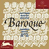 Baroque Patterns, Pepin Press Staff, 9057680335