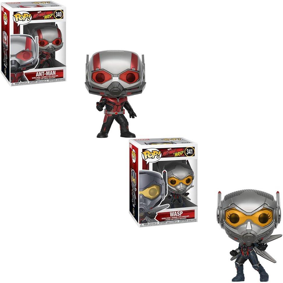 MARVEL: avengers issue-Ant Man nouveau Toys Vinyl Figure FUNKO POP