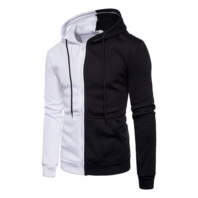 Amazon.com: WEEKEND SHOP Hoodies for Men Hoodies Men Hooded Sweatshirt Coat Mens Hoodies Slim Sportswear: Clothing