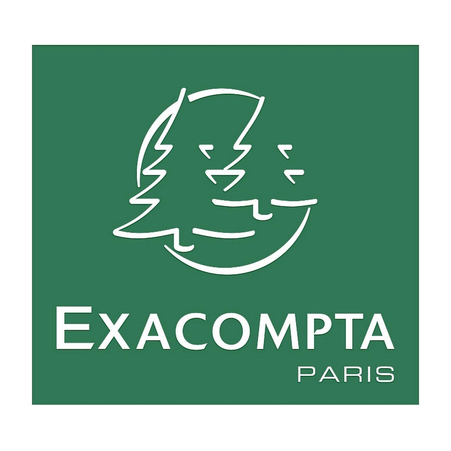 24x31.5 cm Nero Exacompta 85334E Portalistini