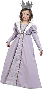 Limit Sport - Disfraz natural de princesa medieval para niña (MI925 ...