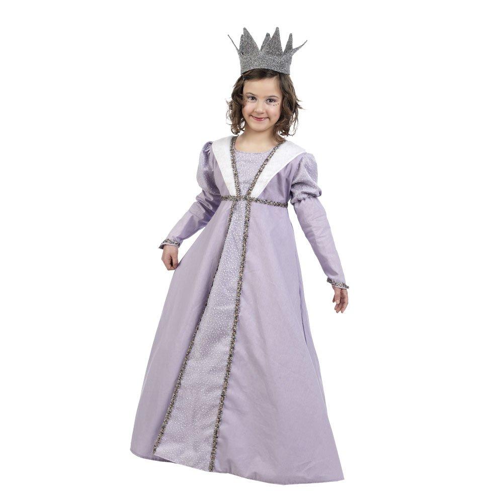 Limit Sport - Disfraz natural de princesa medieval para niña ...