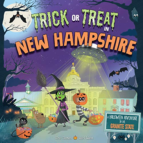 Trick or Treat in New Hampshire: A Halloween