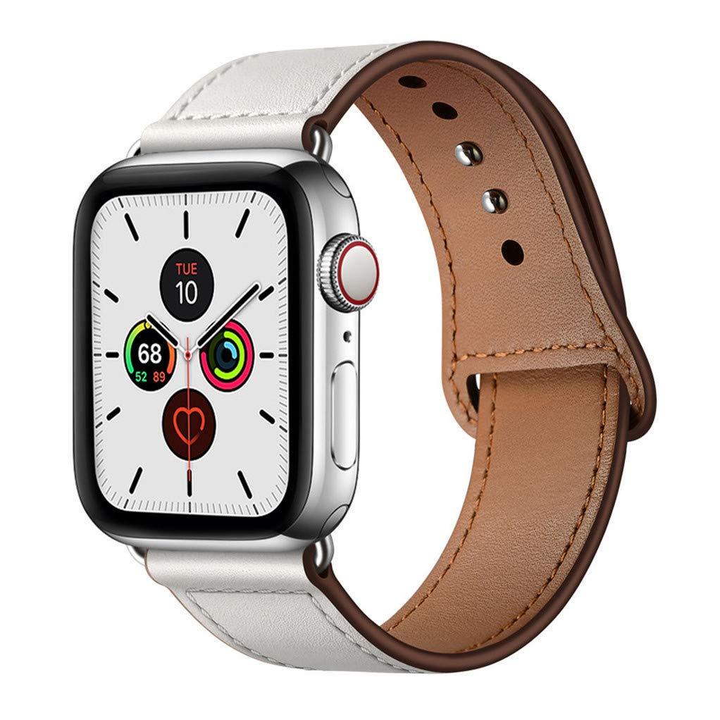Malla Cuero para Apple Watch (38/40mm) YALOCEA [7QSDKQ7Y]