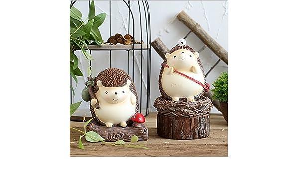 Hedgehog Piggy Bank Creative Gift/_1 A Section of Piggy Bank /_11.5913cm