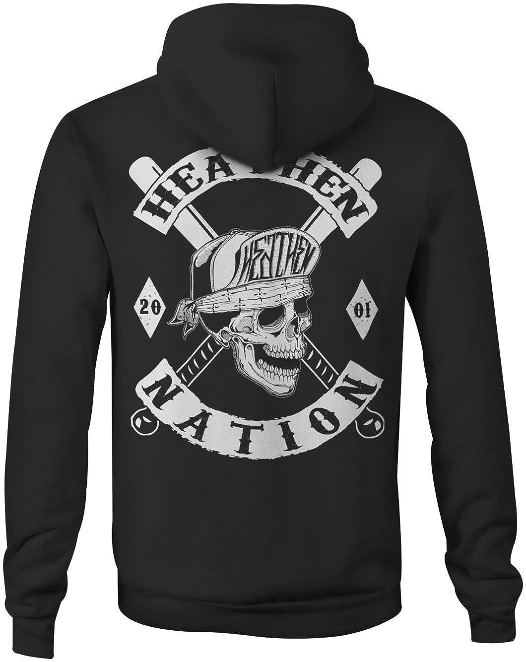 Heathen Nation Pullover Hoody