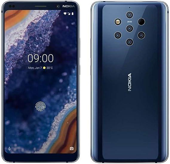 Nokia 9 PureView Android 9.0 Pie: Amazon.es: Electrónica